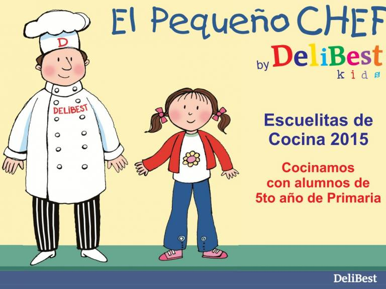Little chef by delibest