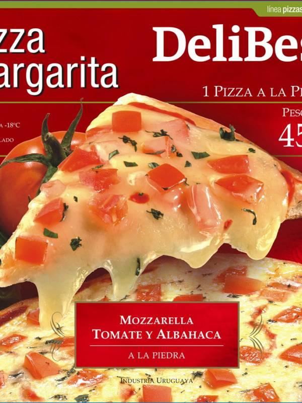 Pizza MARGARITA a la Piedra