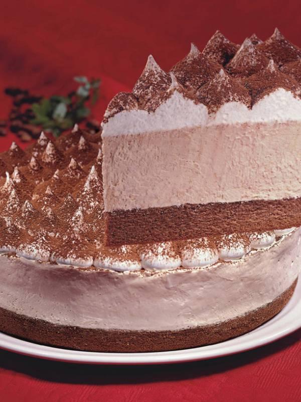 Torta Capuccino