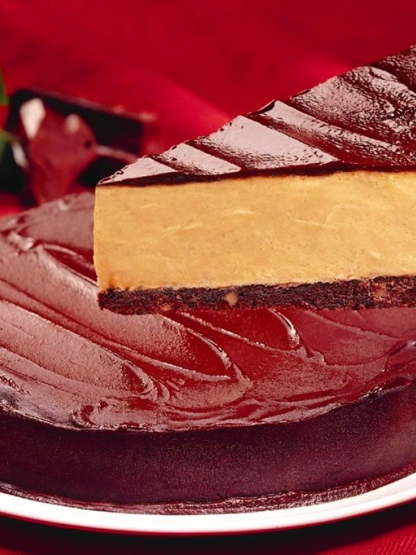 Torta M.D mousse de dulce de leche