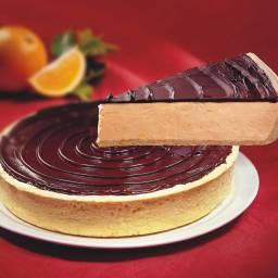 Torta Chocolate y Naranja
