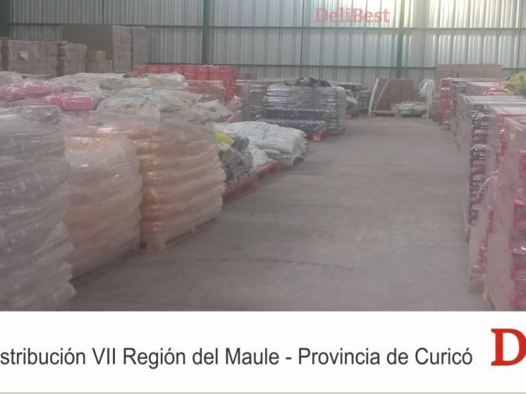 DeliBest Chile - Alimentación de Escolares en la Provincia de Curicó
