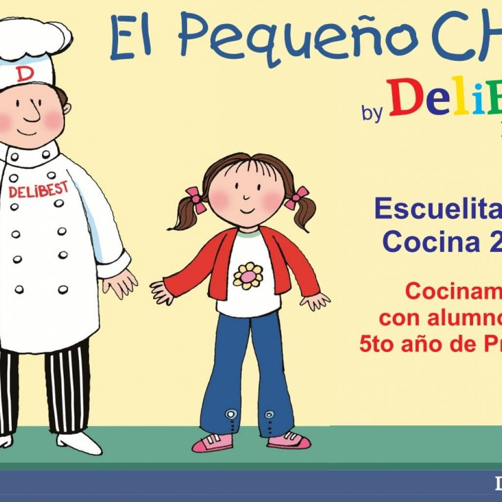 El pequeño chef by delibest