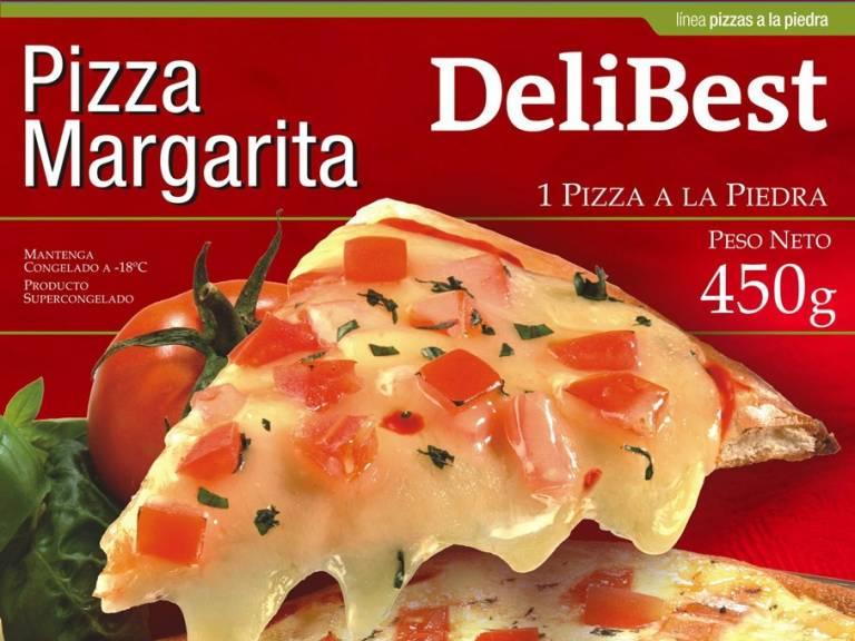 Próximamente Pizza MARGARITA a la Piedra